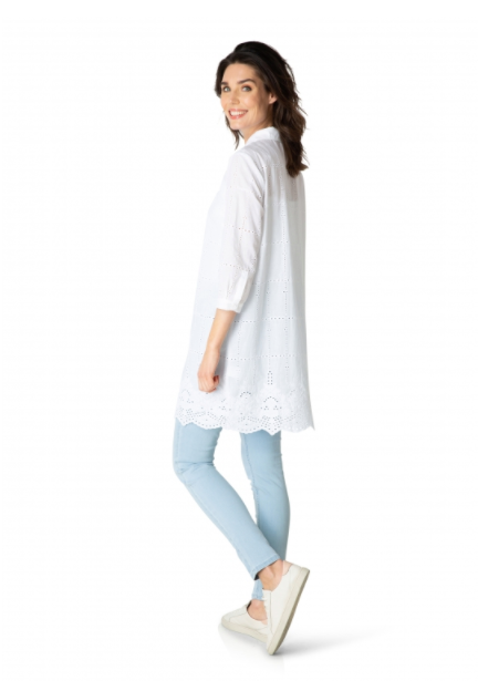 Yest Button Up Tunic