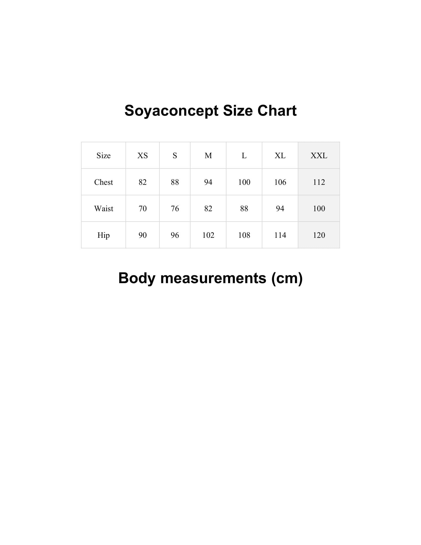Soya Concept Multi Line Top