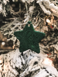 Iman's Star Ornaments