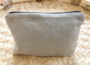 The Upcycled Cosmetic Bag