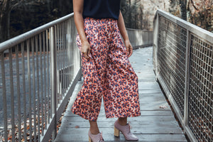 The Floral Pant