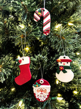 Load image into Gallery viewer, Iman's Candy Cane Ornaments