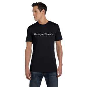 #RefugeesWelcome T-Shirt
