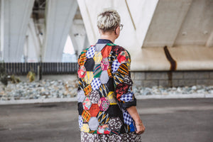 The Custom Patchwork Jacket