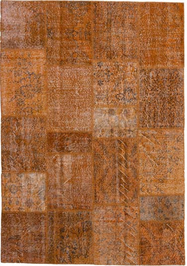 Harvest - Orange Bayliss rug