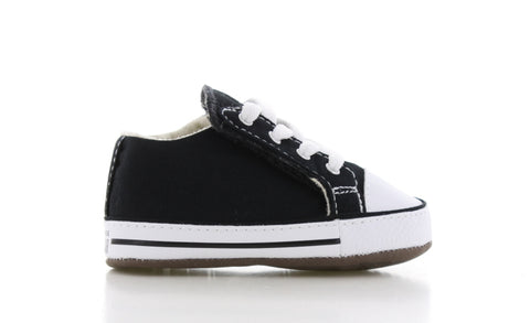 CONVERSE CHUCK TAYLOR ALL STAR CRIBSTER MID ZWART BABY