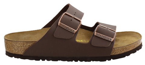 BIRKENSTOCK ARIZONA DARK BROWN HEREN