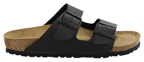 BIRKENSTOCK ARIZONA BLACK DAMES