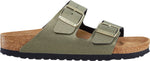 BIRKENSTOCK ARIZONA ICY METALLIC DAMES