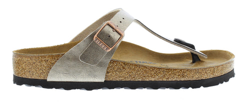 BIRKENSTOCK GIZEH GRACEFUL TAUPE DAMES