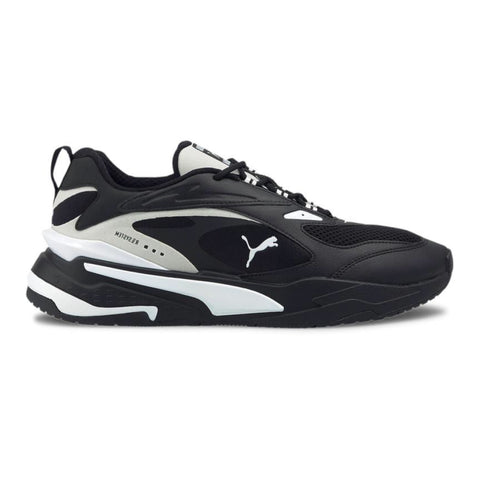 PUMA RS-FAST BLACK/WHITE HEREN
