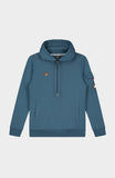 BLACK BANANAS STATEMENT HOODY BLUE