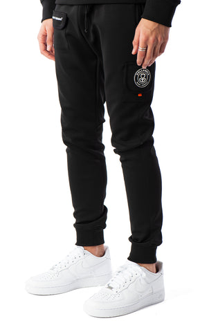 BLACK BANANAS PROTECT TRACKPANTS BLACK