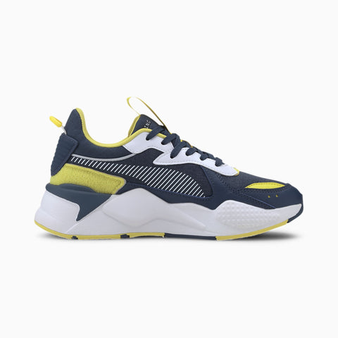 PUMA RS-X COLLEGIATE JR. DARK DENIM