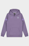 BLACK BANANAS CHIEF HOODY PURPLE
