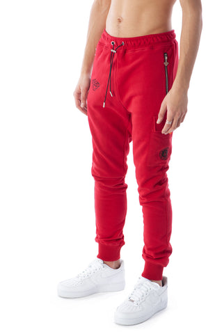 STYLE JOGGER RED