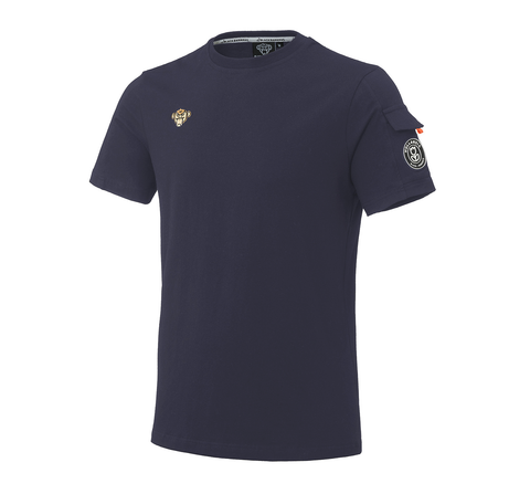 PETE POCKET TEE NAVY