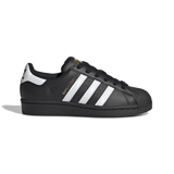 ADIDAS SUPERSTAR ZWART/WIT JUNIOR