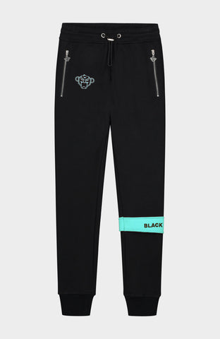 BLACK BANANAS COMMAND JOGGER  AQUA