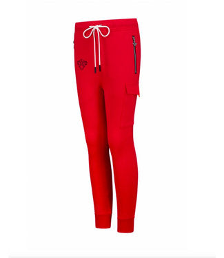 BLACK BANANAS JUNIOR TECH JOGGER RED