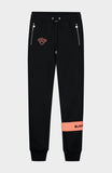 BLACK BANANAS COMMAND JOGGER BLACK/PEACH