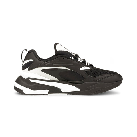 PUMA RS-FAST BLACK/WHITE JUNIOR