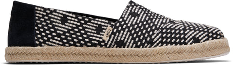 TOMS CLASSIC BLACK DIAMOND WOMAN
