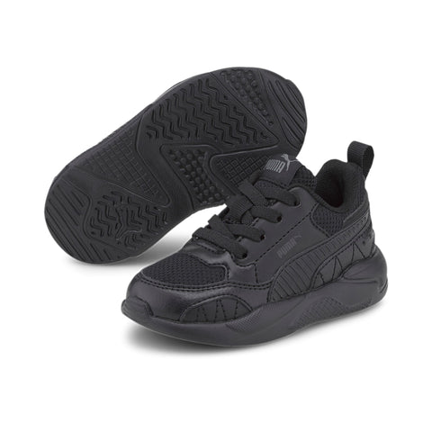 PUMA X-RAY 2 SQUARE AC BLACK/GRAY KIDS