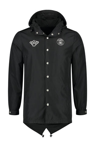 PORTO PARKA JACKET BLACK