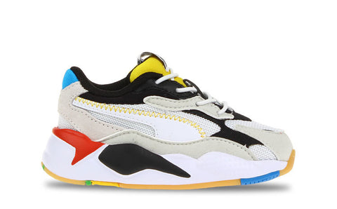 PUMA RS-X³ WIT PEUTERS