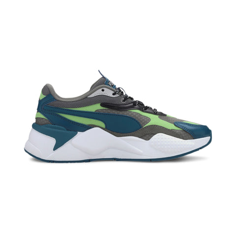 PUMA RS-X³ CITY ATTACK ULTRA GRAY JUNIOR