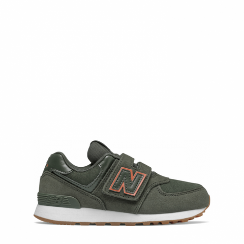 NEW BALANCE 574 GROEN KIDS