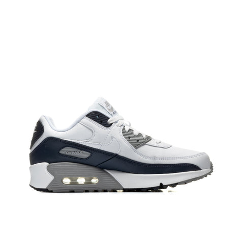 NIKE AIR MAX 90 (GS) WHITE/GREY