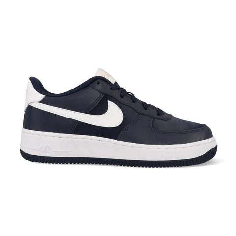 NIKE AIR FORCE 1 VDAY (GS) NAVY