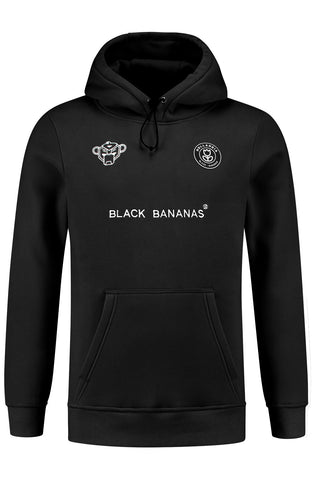 JR F.C. HOODY TECH BLACK