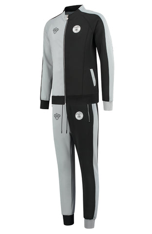 BLACK BANANAS YIN YANG TRACKSUIT BLACK/GREY