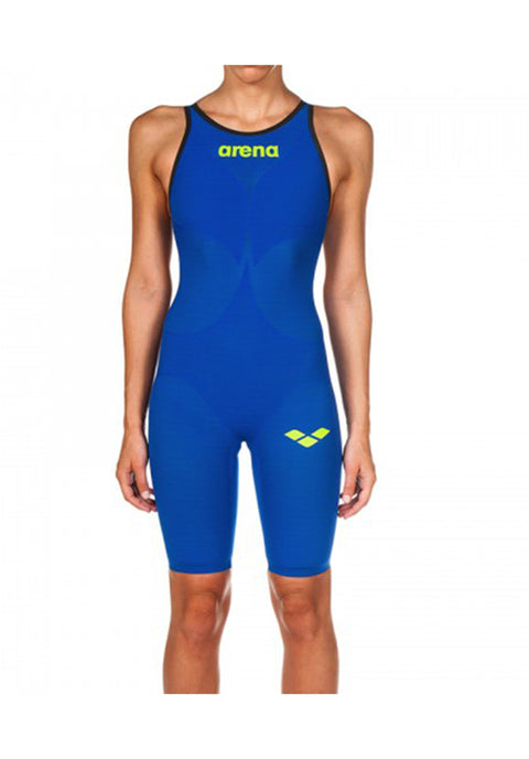 Womens Powerskin Carbon Air2 Open Back