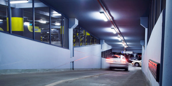 Parking plus is the perfect led lighting solution to replace your current tired parking structure fixtures with energy efficient cost saving aei led