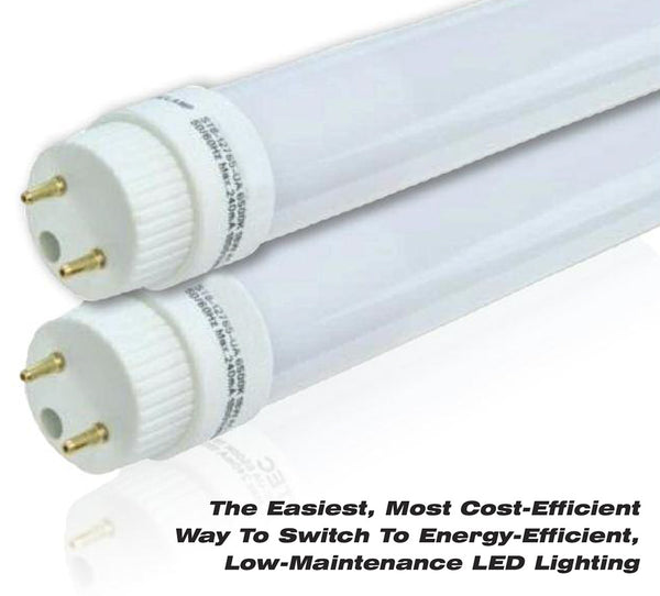 AEI Lighting T8 Retrofit LED Tubes