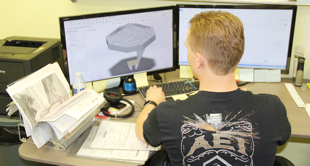 AEI Lighting Engineering, Design & CAD Department Will Ensure Your Best LED Lighting Solution