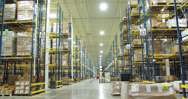 We Are Experts In High Bay LED Lighting For Warehouse, Distribution Centers and Processing Centers