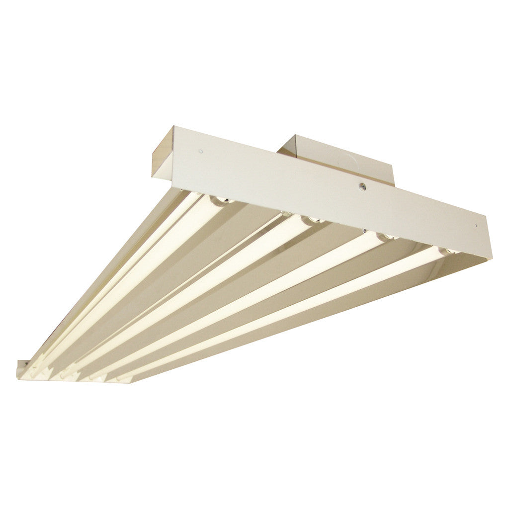 65c rated t5ho energy efficient economy lighting fixture for high bay