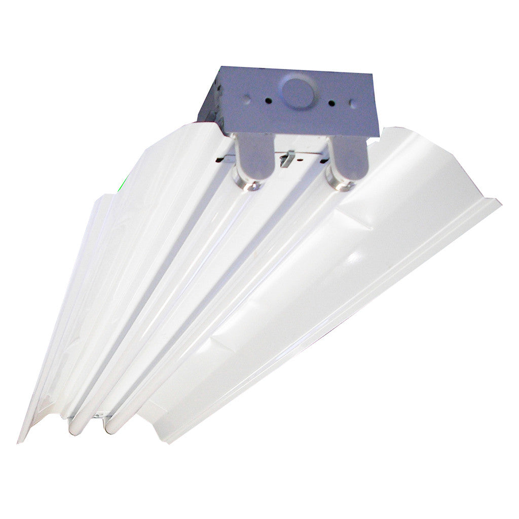 T5 t5ho low bay fixtures aei lighting 480 733 6594 aei lighting t5ho fluorescent t5in 1 2 3 lamp 4 8 foot high bay fixture arubaitofo Image collections