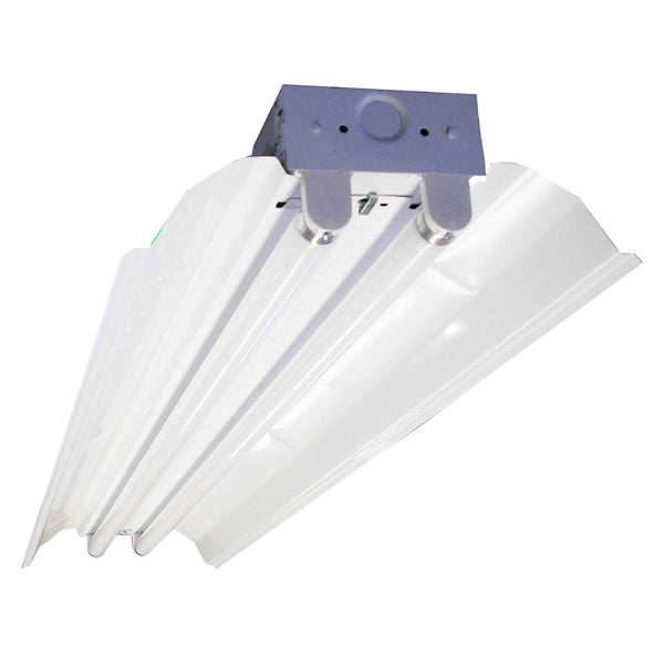 T5ho Fluorescent T5in 1 2 3 Lamp 4 8 Foot High Bay Fixture