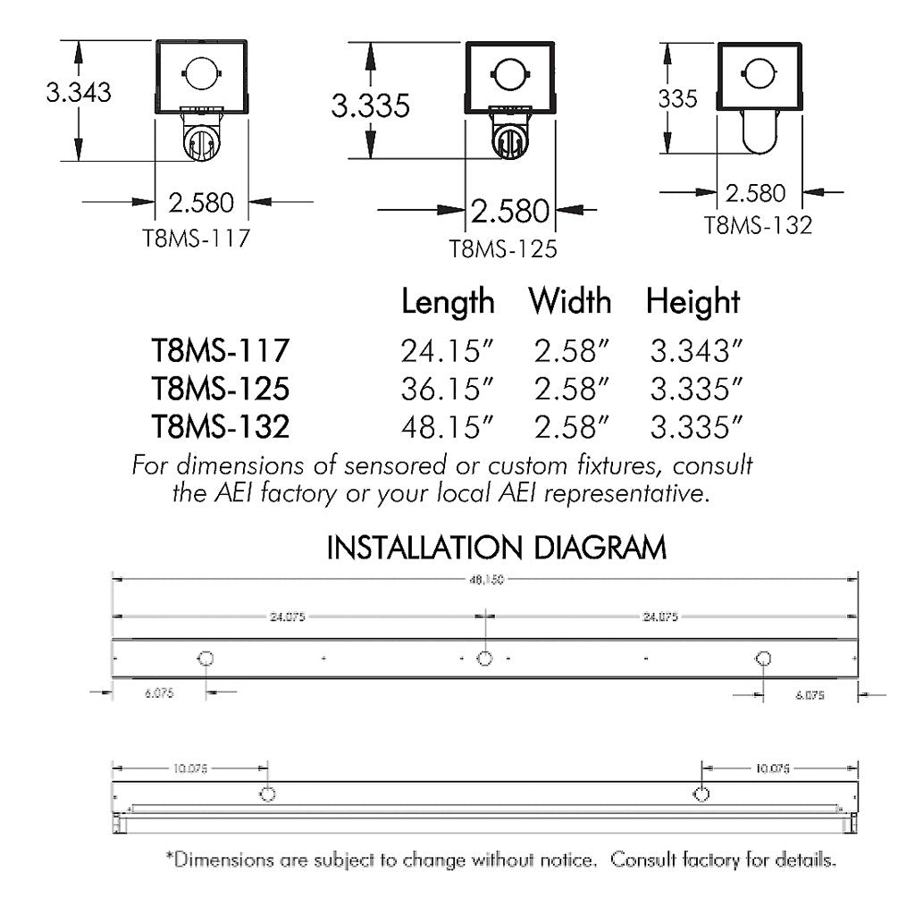 T8 Fluorescent Light Fixture Wiring Diagram on robertson ballast wiring diagram