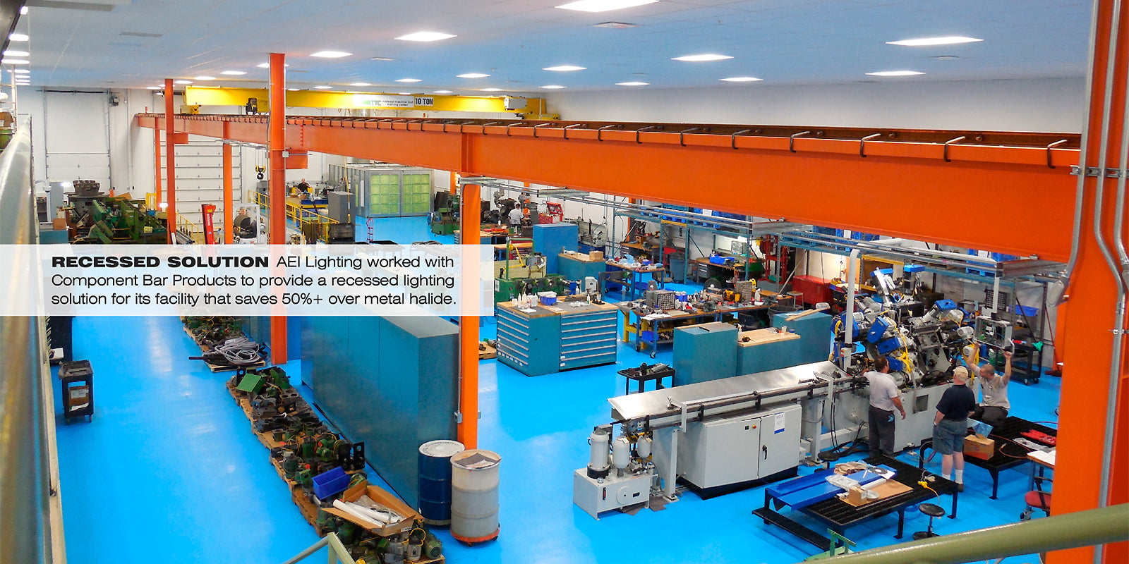 AEI Lighting's LED Fixtures for Industrial, Commercial and Retail Applications