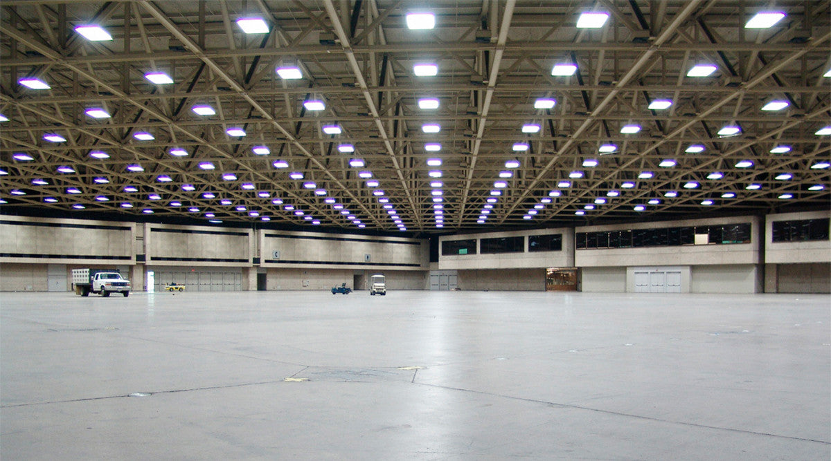 AEI Lighting Works With Dallas Convention Center To Save Energy In Its Convention Spaces