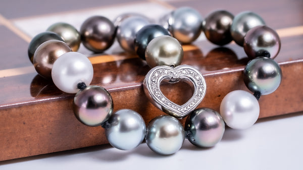 The Long Journey of Tahitian Pearls