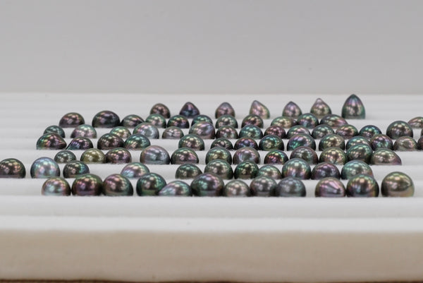 The Colors of Tahitian Pearls