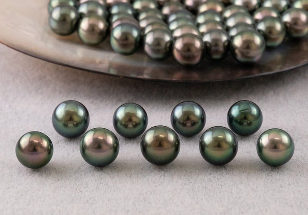 About Tahitian Pearls